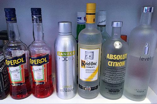 Aperol Nacional/Importado e Vodcas Flavorizadas - Antonio Borba