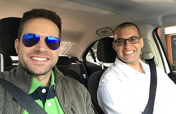 Cabify x Uber - Há motivo para Sorrir? Antonio Borba