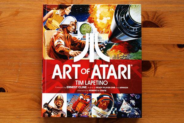 Art of Atari - Livro de Tim Lapetino - Antonio Borba