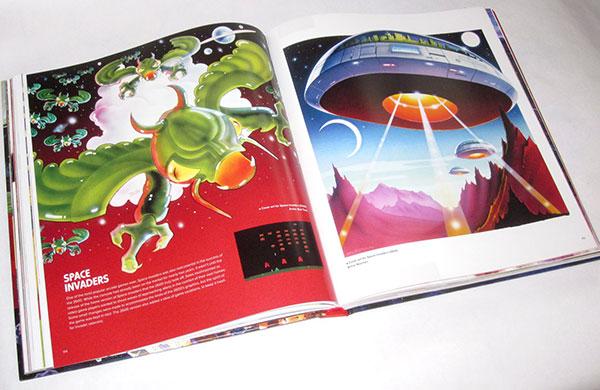 Space Invaders - Ilustrações do Jogo para o Atari 2600 - Antonio Borba