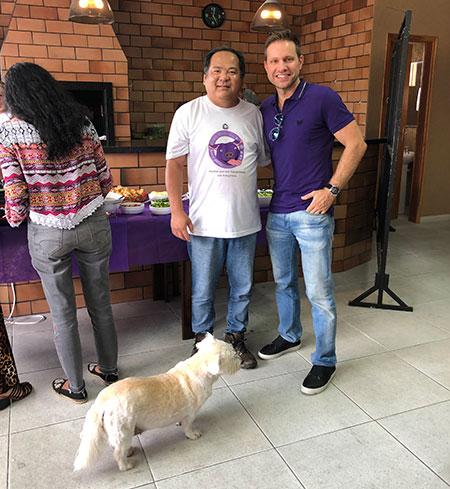 Ricardo Miike e o Projeto Violeta Vive