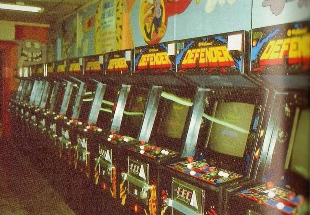 Arcades clássicos: nada supera