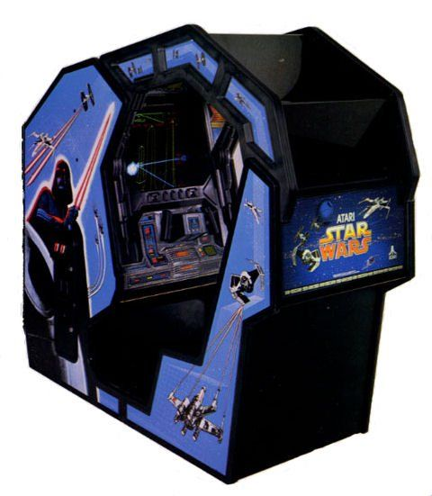 Arcade Star Wards - Cockpit
