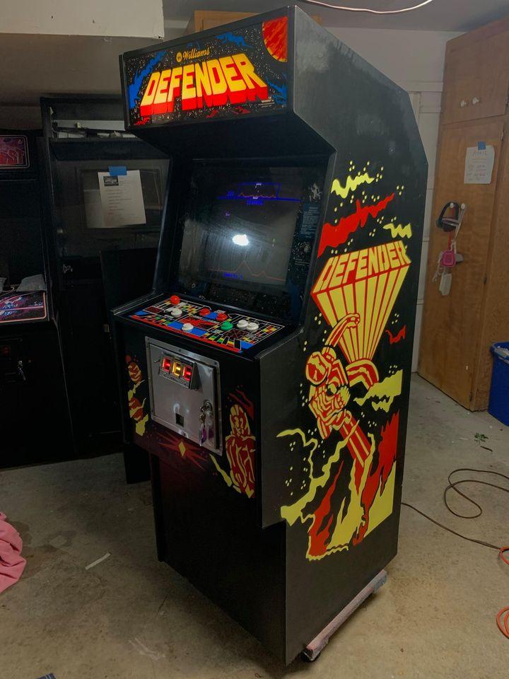 Arcade Defender - O jogo mais difícil do mundo
