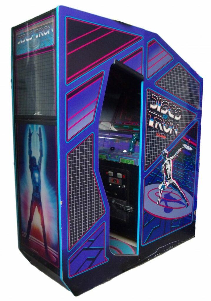 Environmental Discs of Tron - Talvez o arcade mais cobiçado do mundo