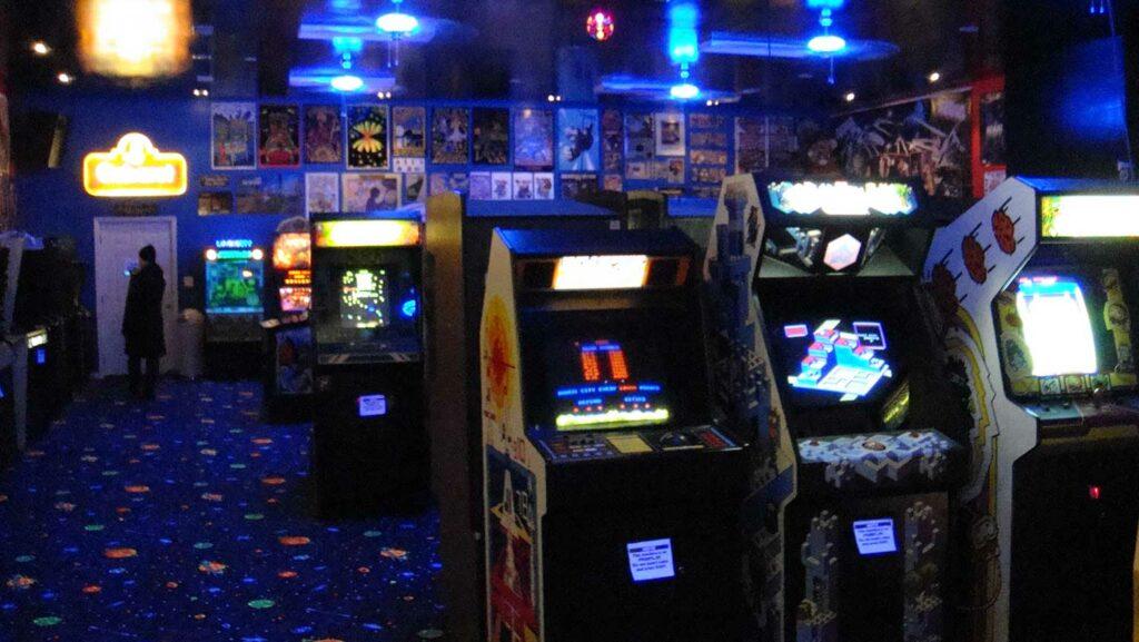 Luna City Arcade - Inspiração pare gerações