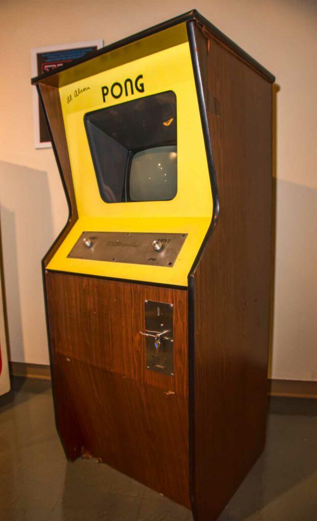 Pong Arcade - O precursor de uma era para a Atari e o mundo